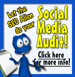 SEO Alien Social Media Audit